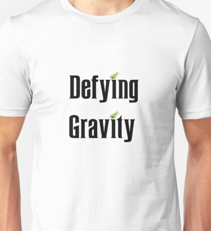 Wicked The Musical Defying Gravity Unisex T-Shirt