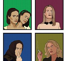 American Horror Story: Sarah Paulson by billyfalcon