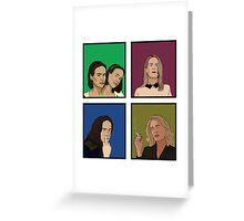 American Horror Story: Sarah Paulson Greeting Card