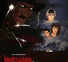 A Nightmare On Elm Street 2: Freddy's Revenge 30th Anniversary by DiscordCBamBam