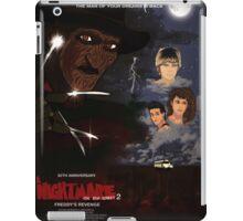 A Nightmare On Elm Street 2: Freddy's Revenge 30th Anniversary iPad Case/Skin