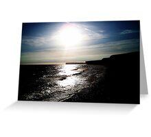 Beachy Head Greeting Card