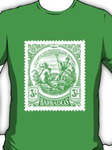 BARBADOS-STAMP T-Shirt