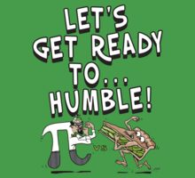 It's Pi Day Let's Get Ready to Humble Baby Tee