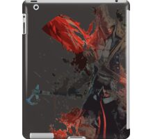 Assassins creed 3 conner  iPad Case/Skin