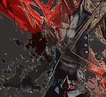 Assassins creed 3 conner  by kaikirito