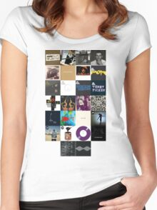 Arctic Monkeys Covers Women's Fitted Scoop T-Shirt