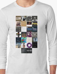 Arctic Monkeys Covers Long Sleeve T-Shirt