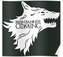 Iron Banner is Coming Poster