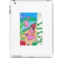 a tranquil morning iPad Case/Skin
