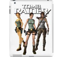 Lara Croft - Tomb Raider iPad Case/Skin