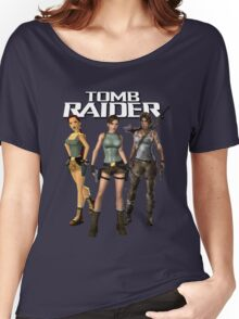 Lara Croft - Tomb Raider Women's Relaxed Fit T-Shirt