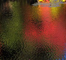 Jeweled Water Colors... by LindaR