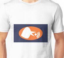 Noisy Dove Unisex T-Shirt