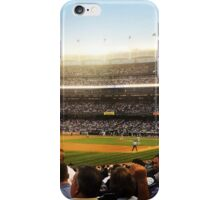 An Evening At The Ballpark 2 iPhone Case/Skin