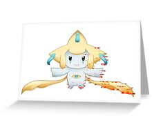 GlitchyJirachi Greeting Card