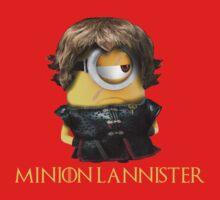 Minion Lannister by minionsfanboy