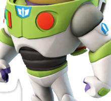 Minion buzzing light year to infinity Sticker
