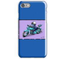 MOTORCYCLE CLASSIC HARLEY STYLE iPhone Case/Skin