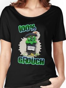 Don't Be A Grouch Women's Relaxed Fit T-Shirt