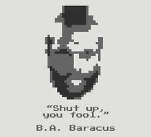 8-bit B.A. Baracus Unisex T-Shirt