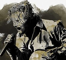 Corey Taylor - AHIG Slipknot by Henry-Phillips
