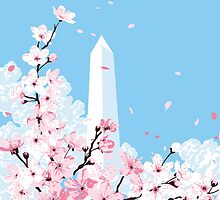 Cherry Blossoms DC by tracieching