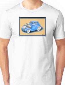 HOT ROD CAR DESIGN Unisex T-Shirt