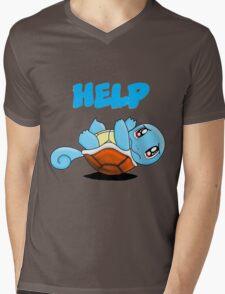 Carapuce  Mens V-Neck T-Shirt