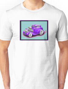HOT ROD CHEV STYLE CAR Unisex T-Shirt