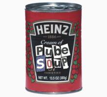 Pube Soup T by JamieMcc