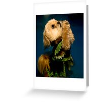 May I have more please?! Greeting Card