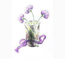 Lilac flowers Unisex T-Shirt