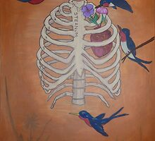 Rib cage  by docsartrack
