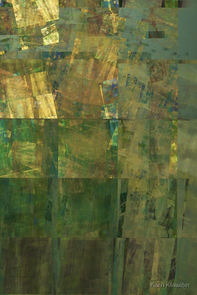 Cubesque by Karri Klawiter