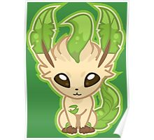 Leafeon Poster