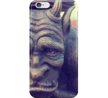 The Gargoyle iPhone Case/Skin