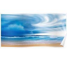 beach Breeze Poster