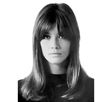 Françoise Hardy Photographic Print