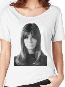 Françoise Hardy Women's Relaxed Fit T-Shirt