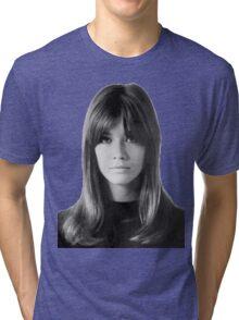 Françoise Hardy Tri-blend T-Shirt