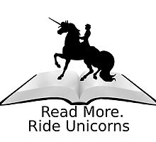 Read More Ride Unicorns by Loplod