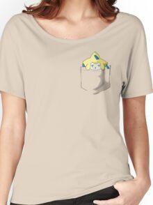 Pocket Rachi Women's Relaxed Fit T-Shirt