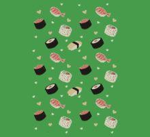 Sushi Sushi Baby Tee