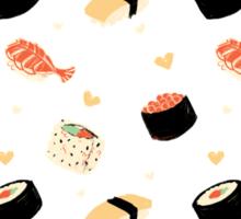 Sushi Sushi Sticker