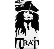 """Custom funny """"Pi Rate"""" on math image new style iPhone Case/Skin"""