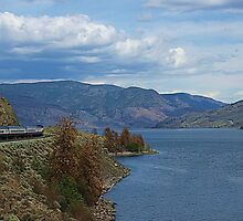 The Rocky Mountaineer by roger smith