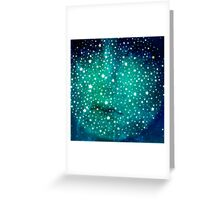Moon Childs Lullaby  Greeting Card