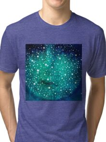 Moon Childs Lullaby  Tri-blend T-Shirt
