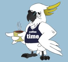 Funny Coffee Time new by april nogami